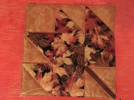 Maple Leaf Mat