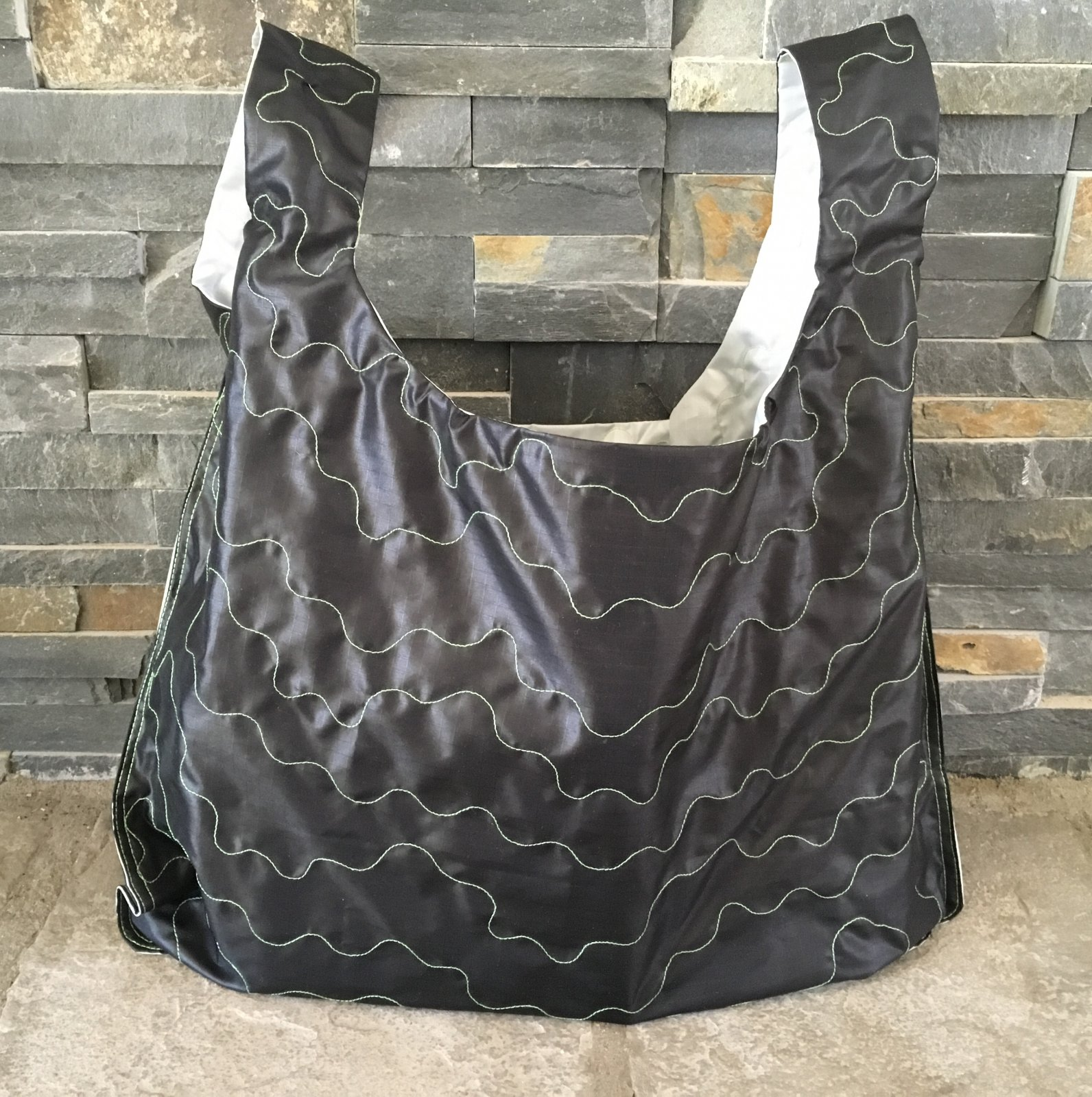 TANK TOP REVERSIBLE TOTE PATTERN Sewkopelli