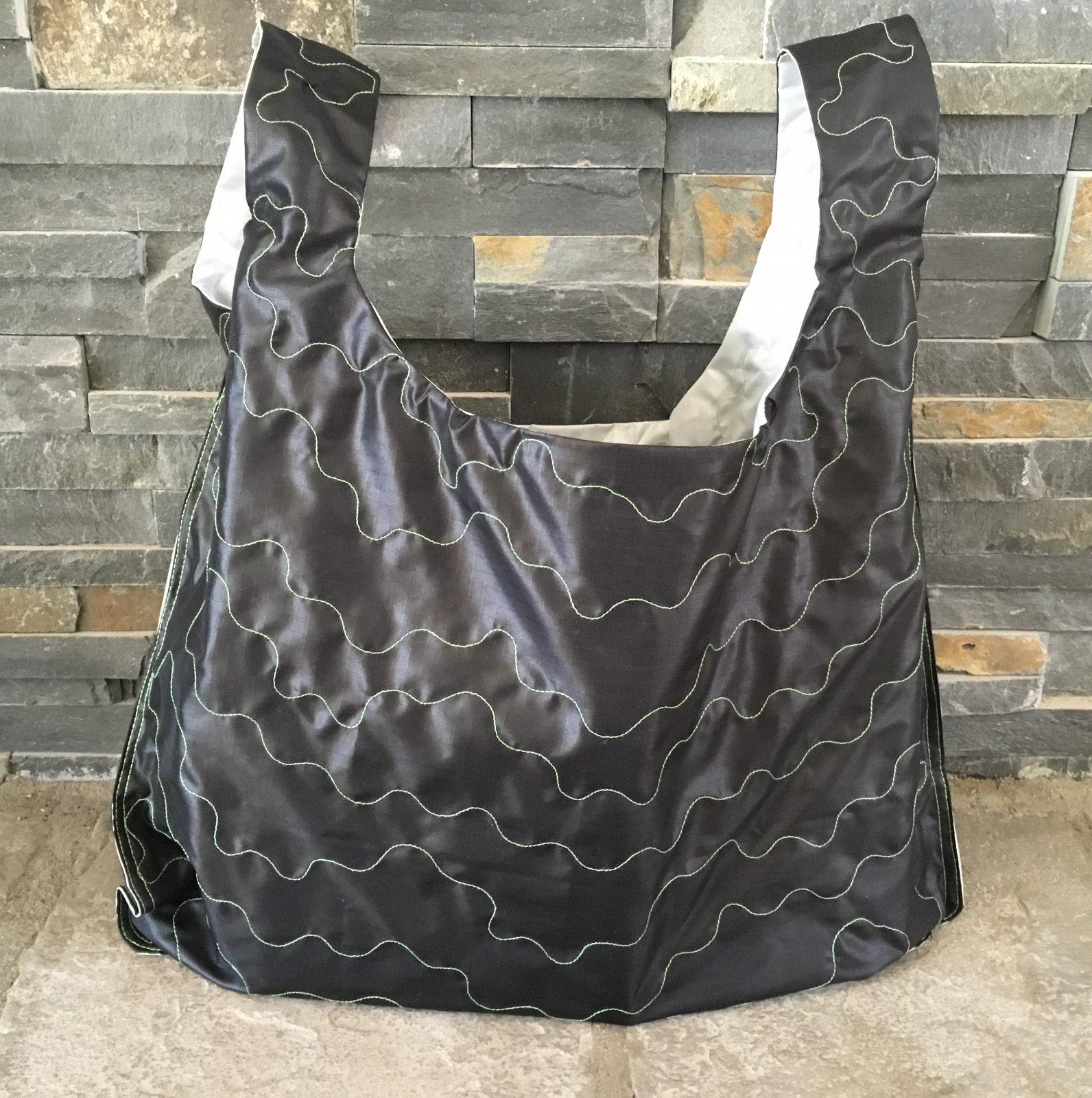 Tank Top Grocery Bag PATTERN