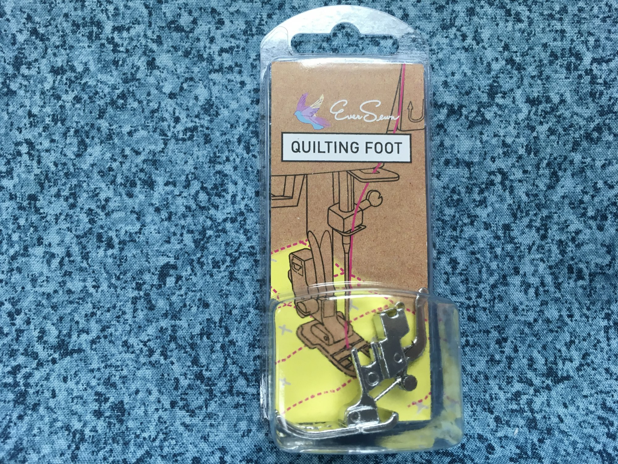 Quilting 1/4 inch Foot 321417008 by EverSewn