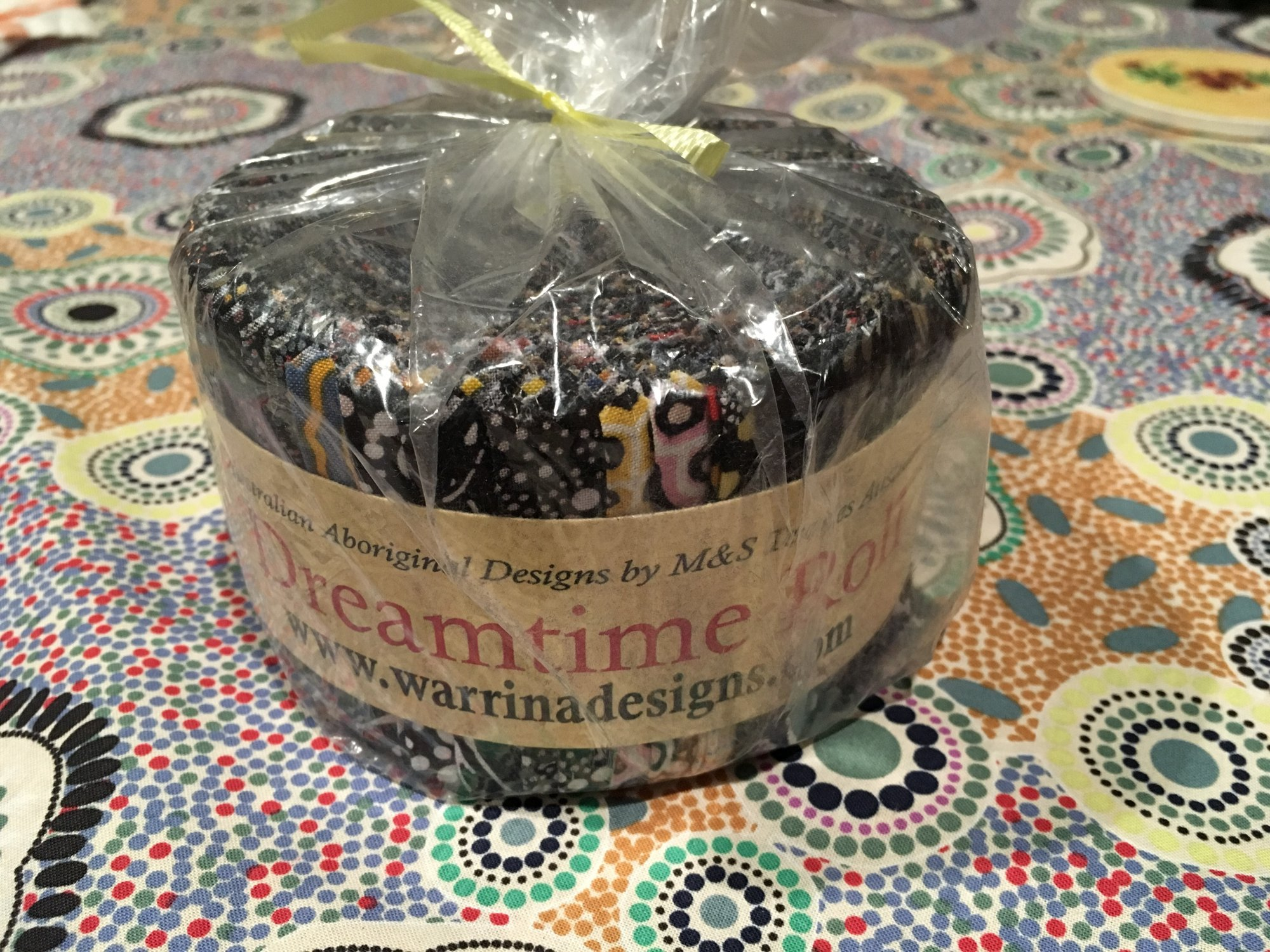 DREAMTIME ROLL by M&S Textiles
