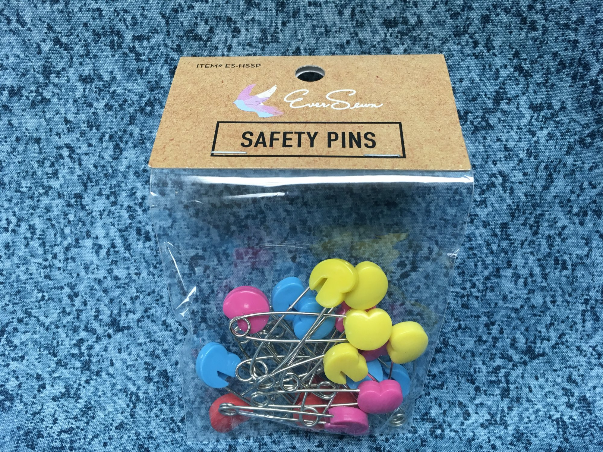 Safety Pins 20/pack ESHSSP by EverSewn