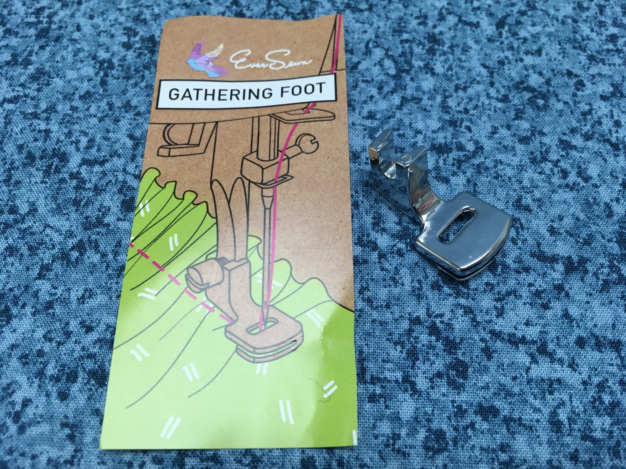 Gathering Foot 006917008 by EverSewn
