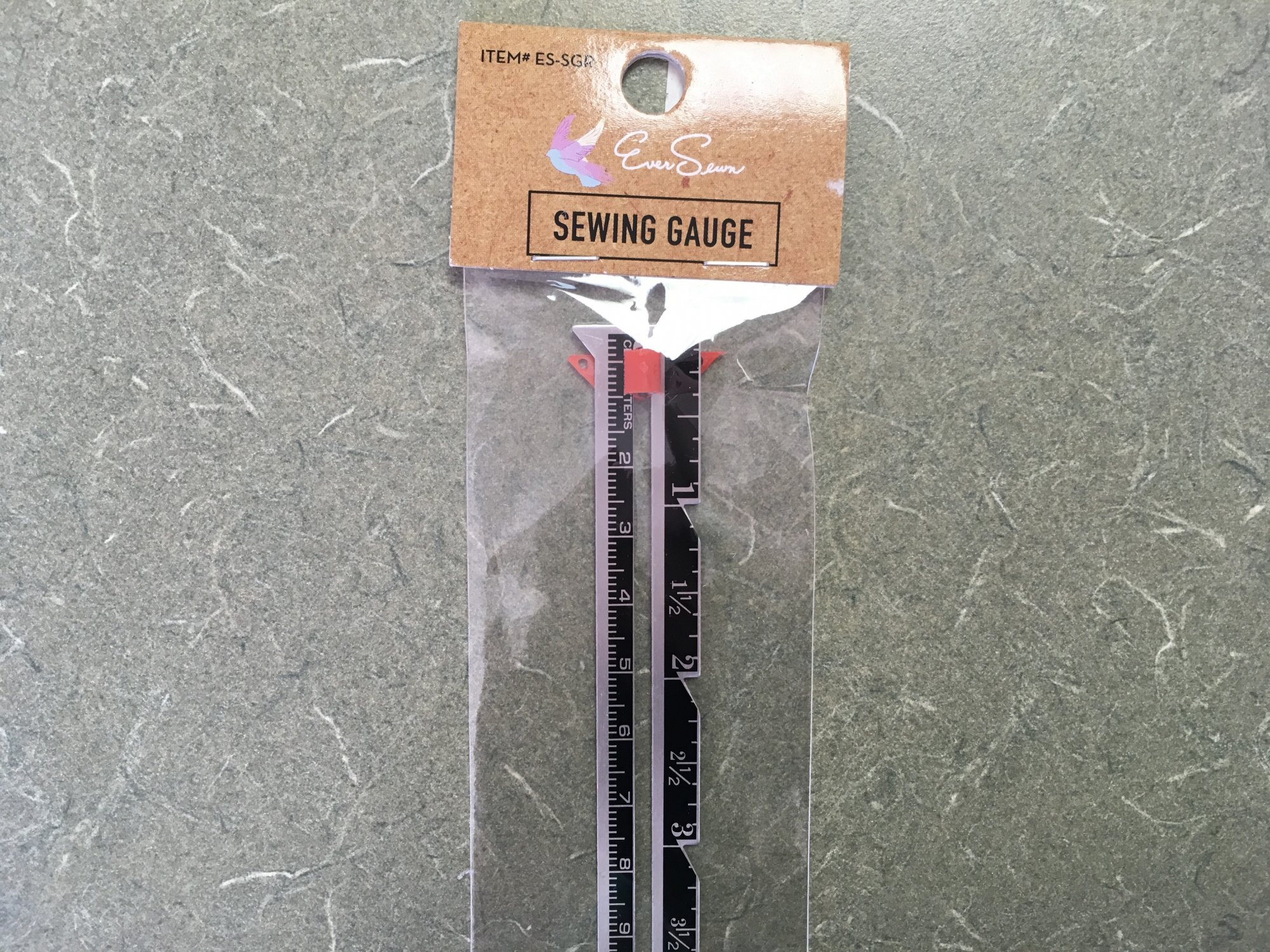 Sewing Gauge ESSGR by EverSewn