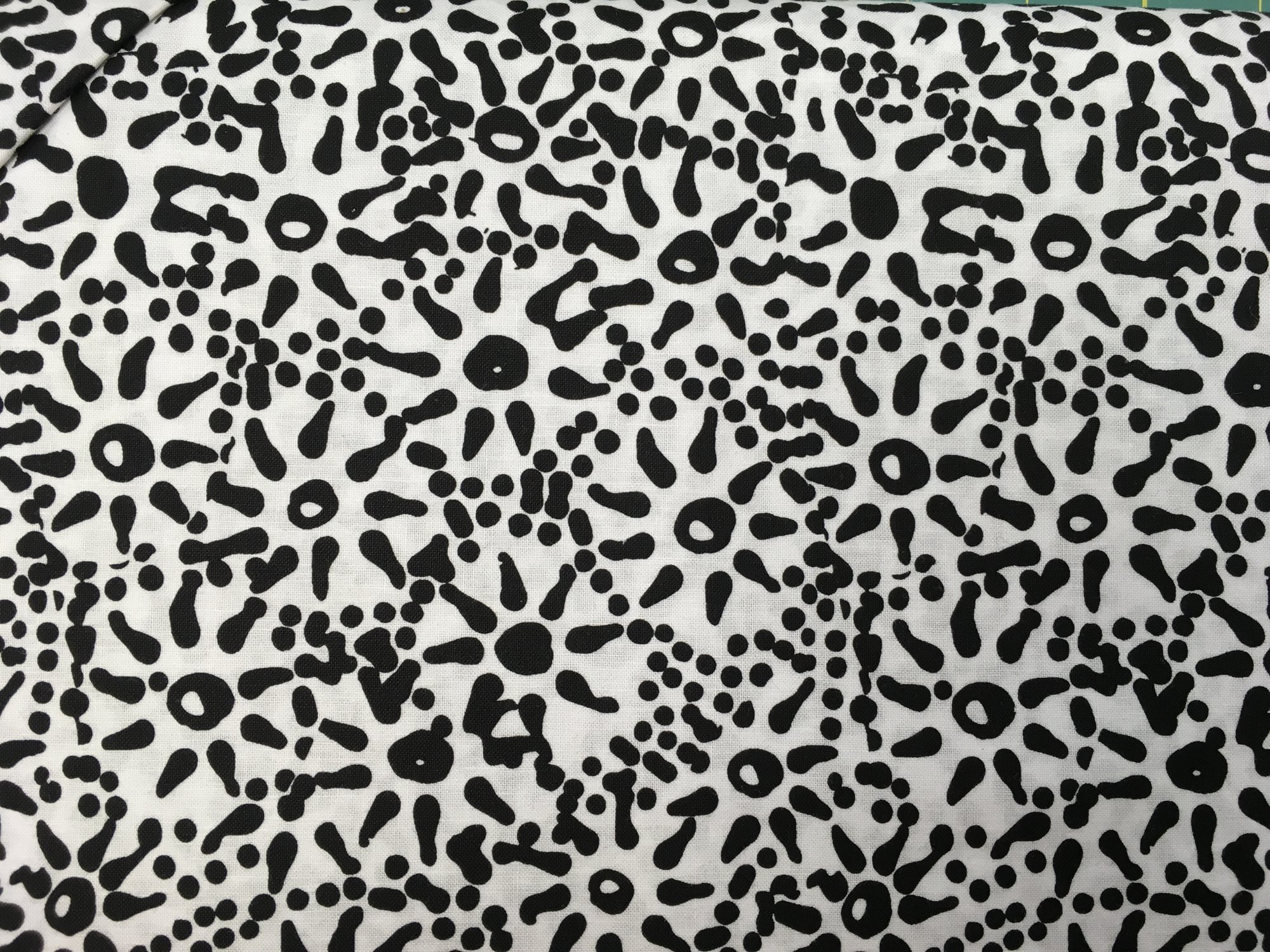 WATERHOLE & SEEDS WHITE by M&S Textiles