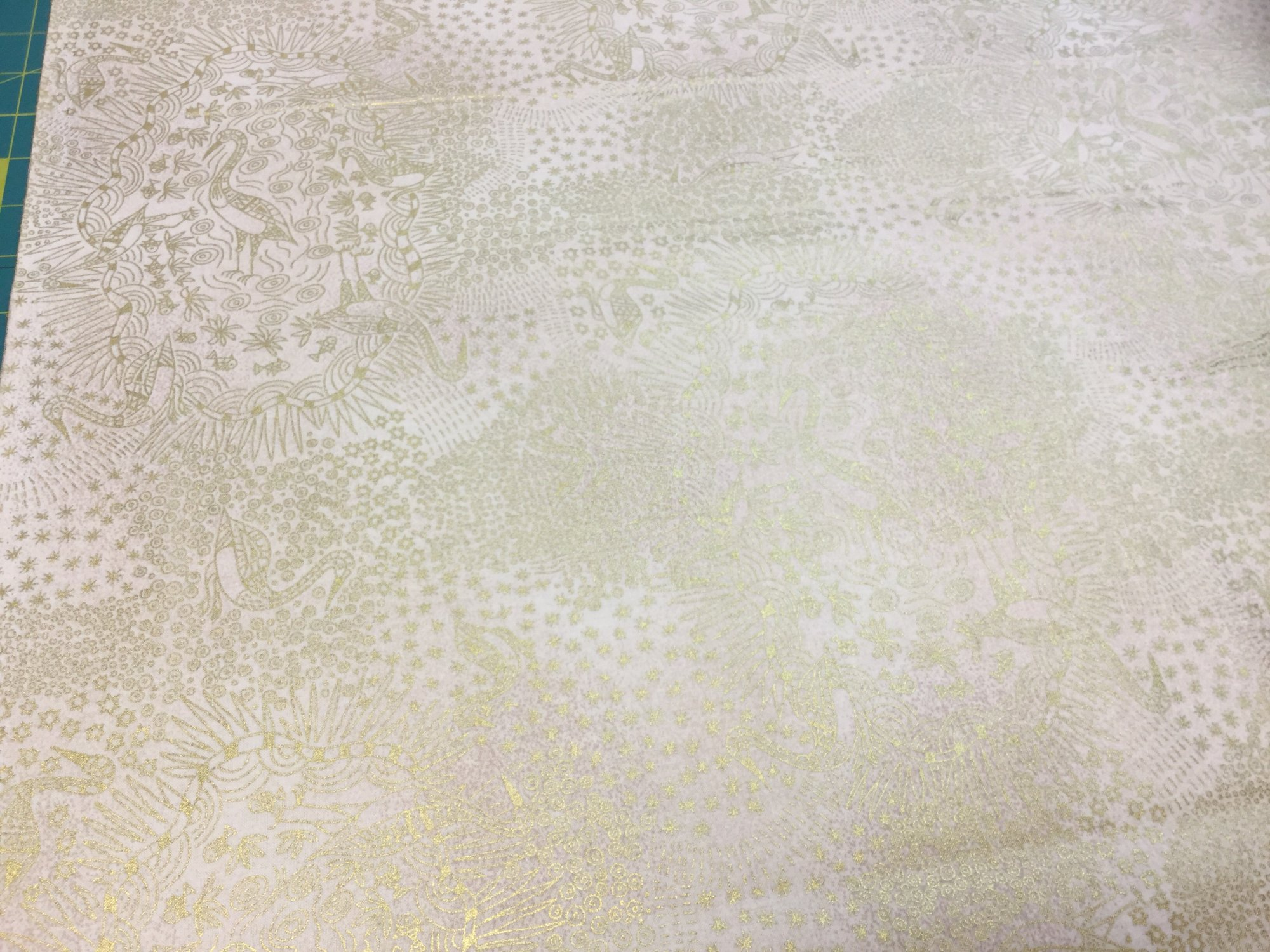 BROLGA LIFE ECRU by M&S Textiles