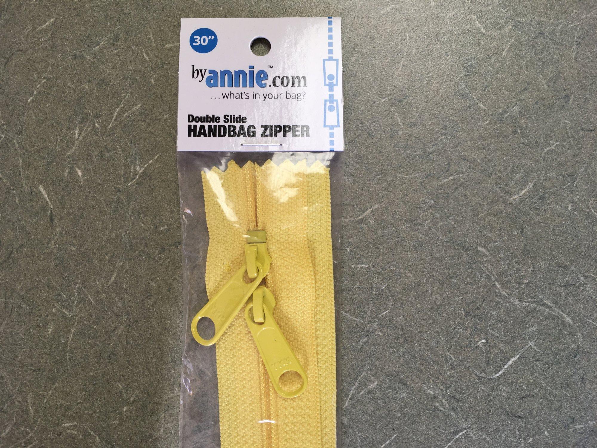30 inch Dandelion Double Slide Zipper
