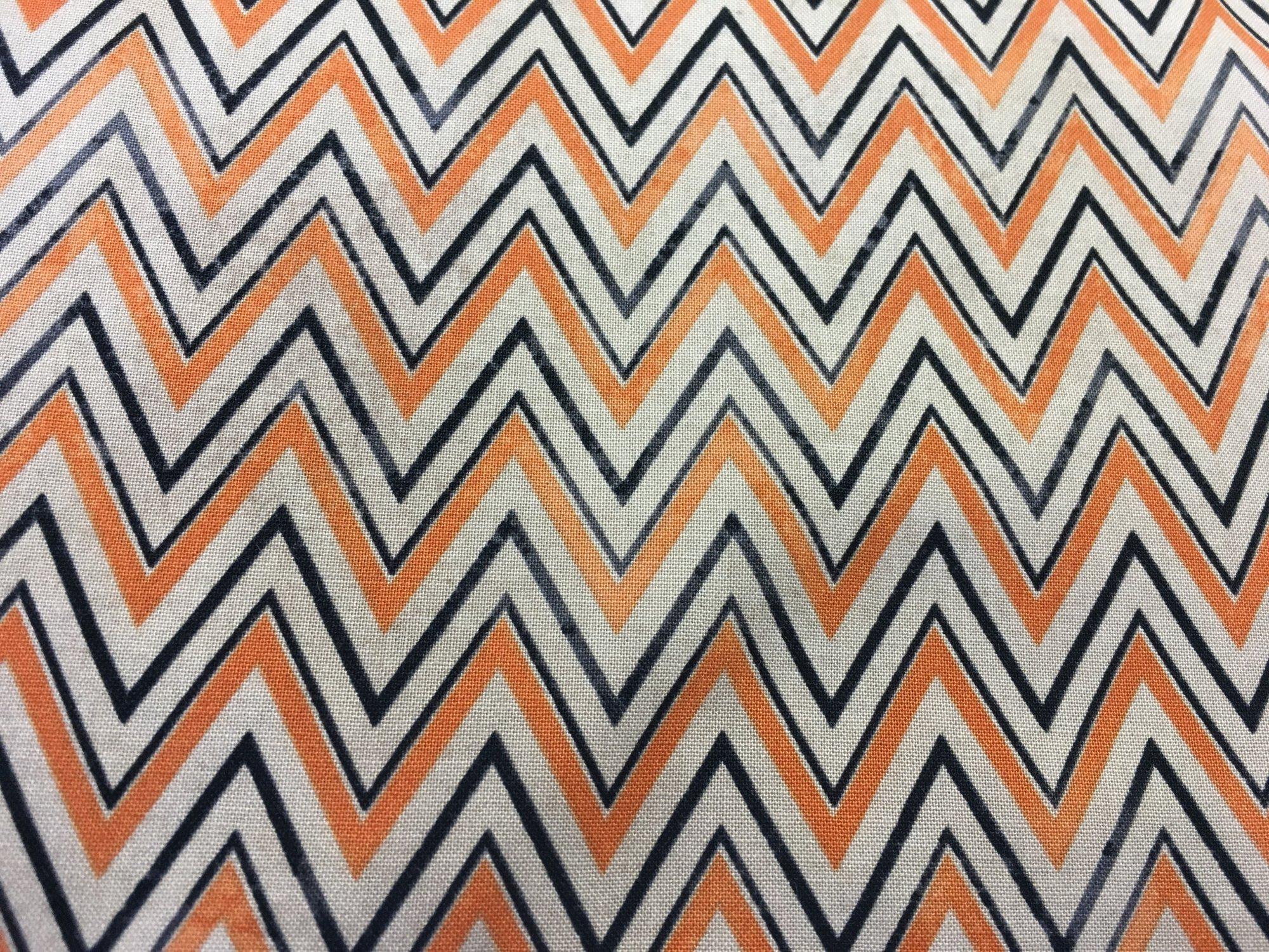Materialize Zigzag Orange PWTH07980RAN Tim Holtz