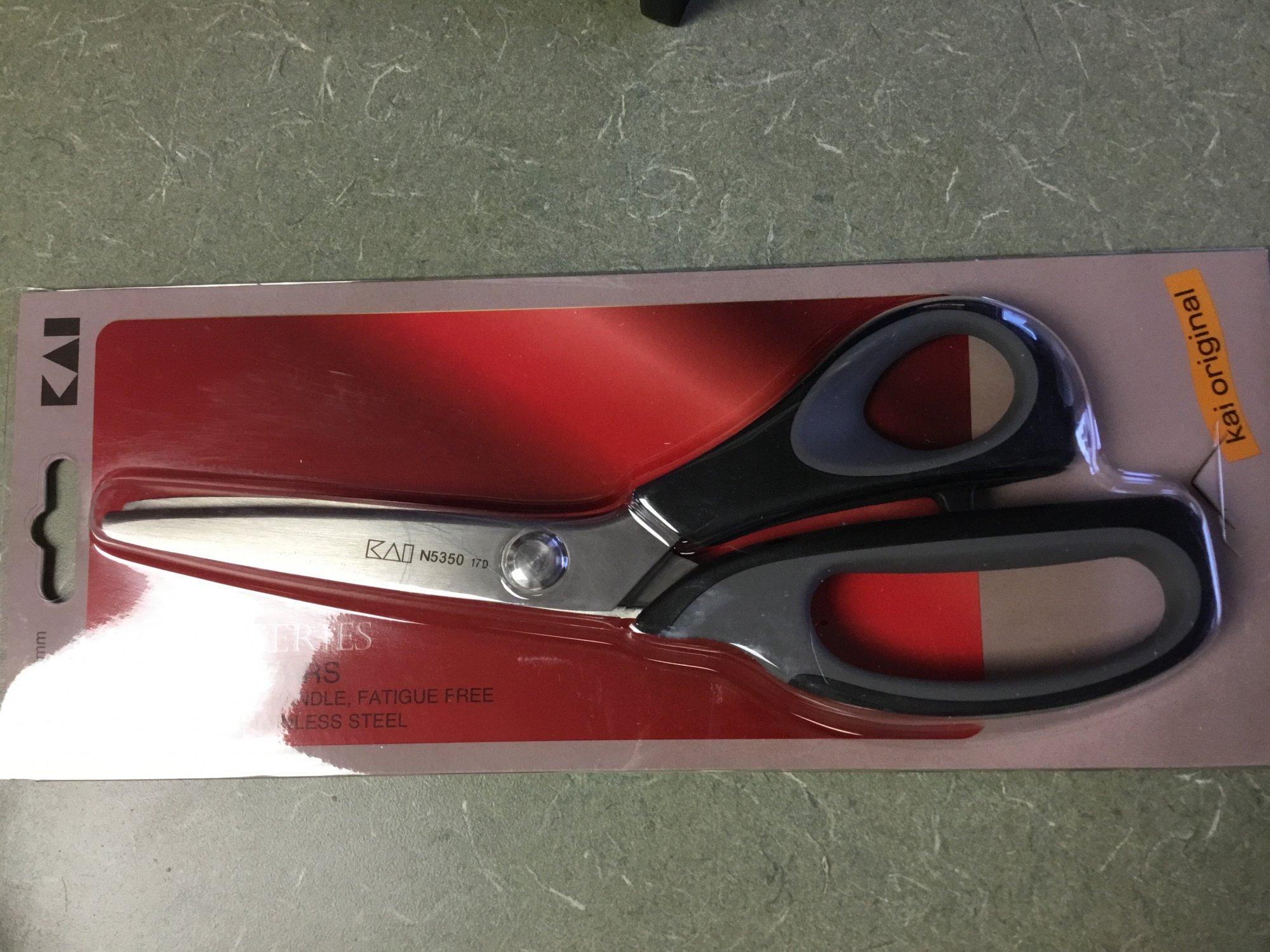 KAI N5000 Series 9 inch Pinking Shears N5350