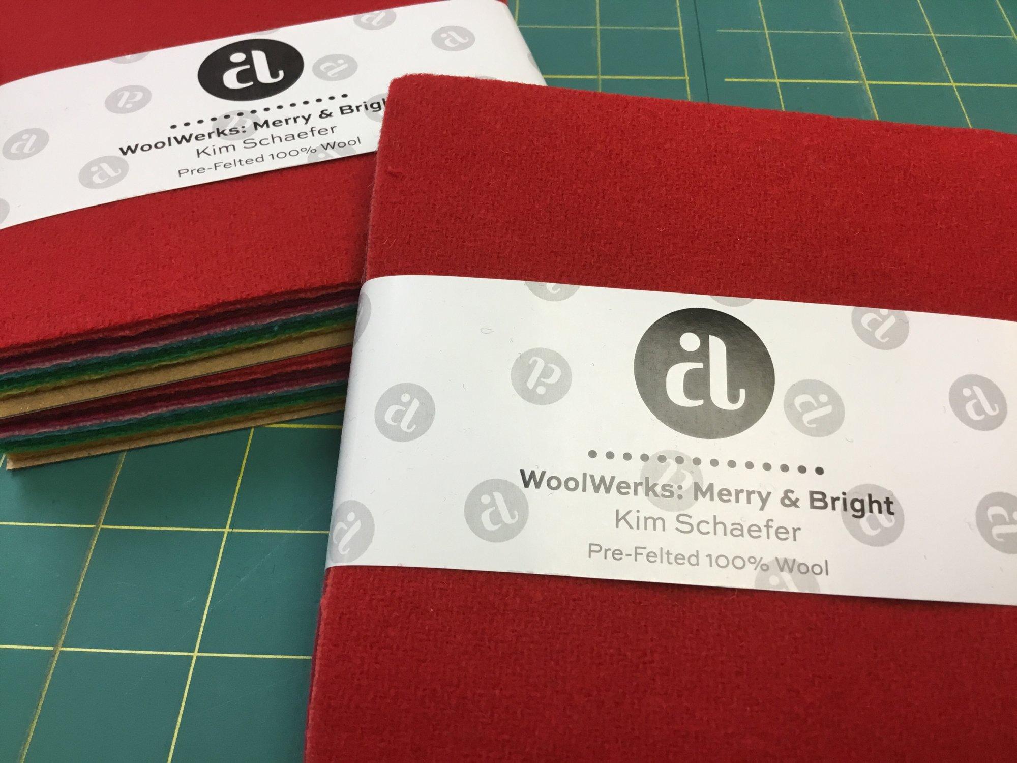 Wool Werks: Merry & Bright