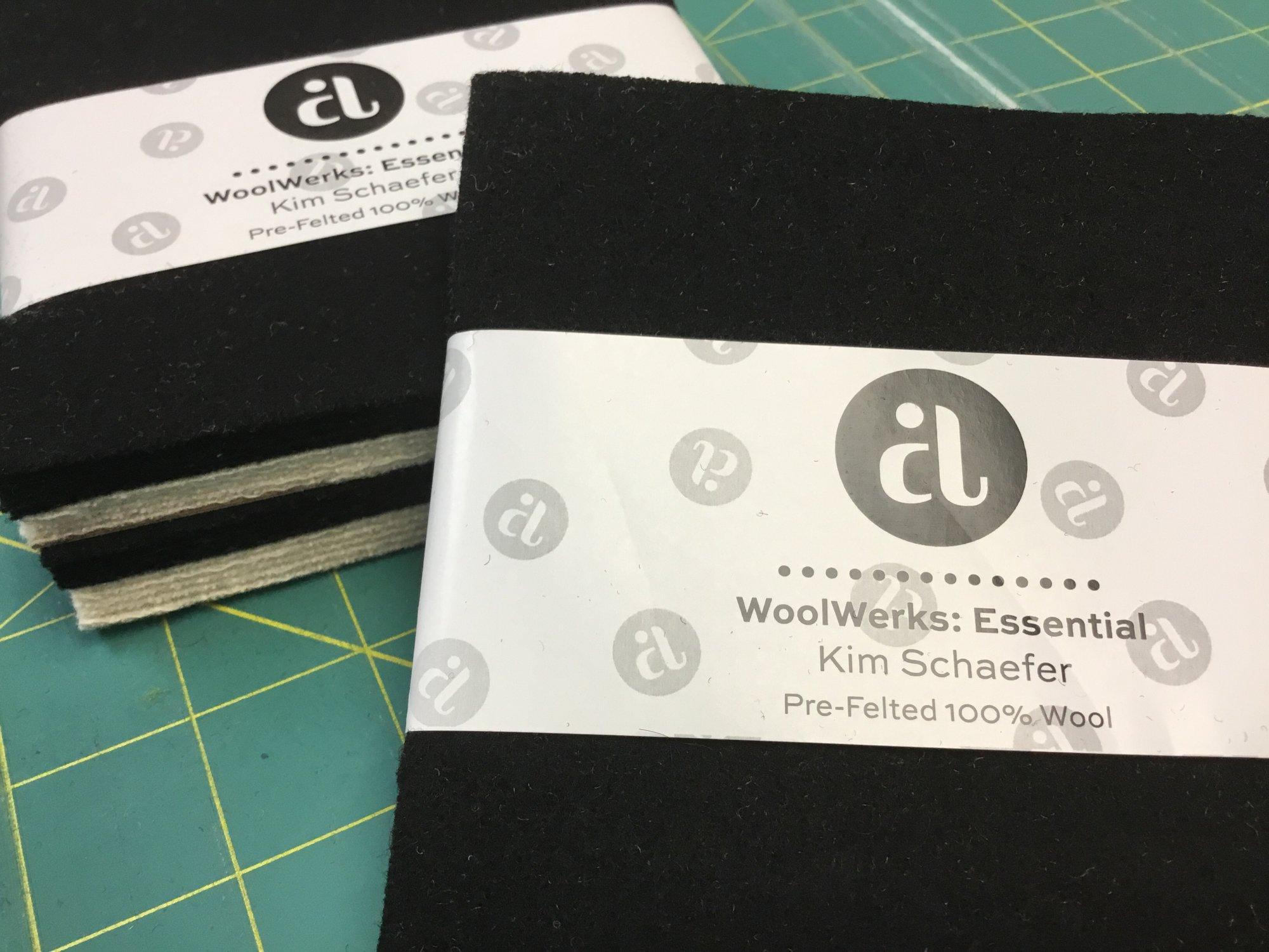 Wool Werks: Essential 5x5