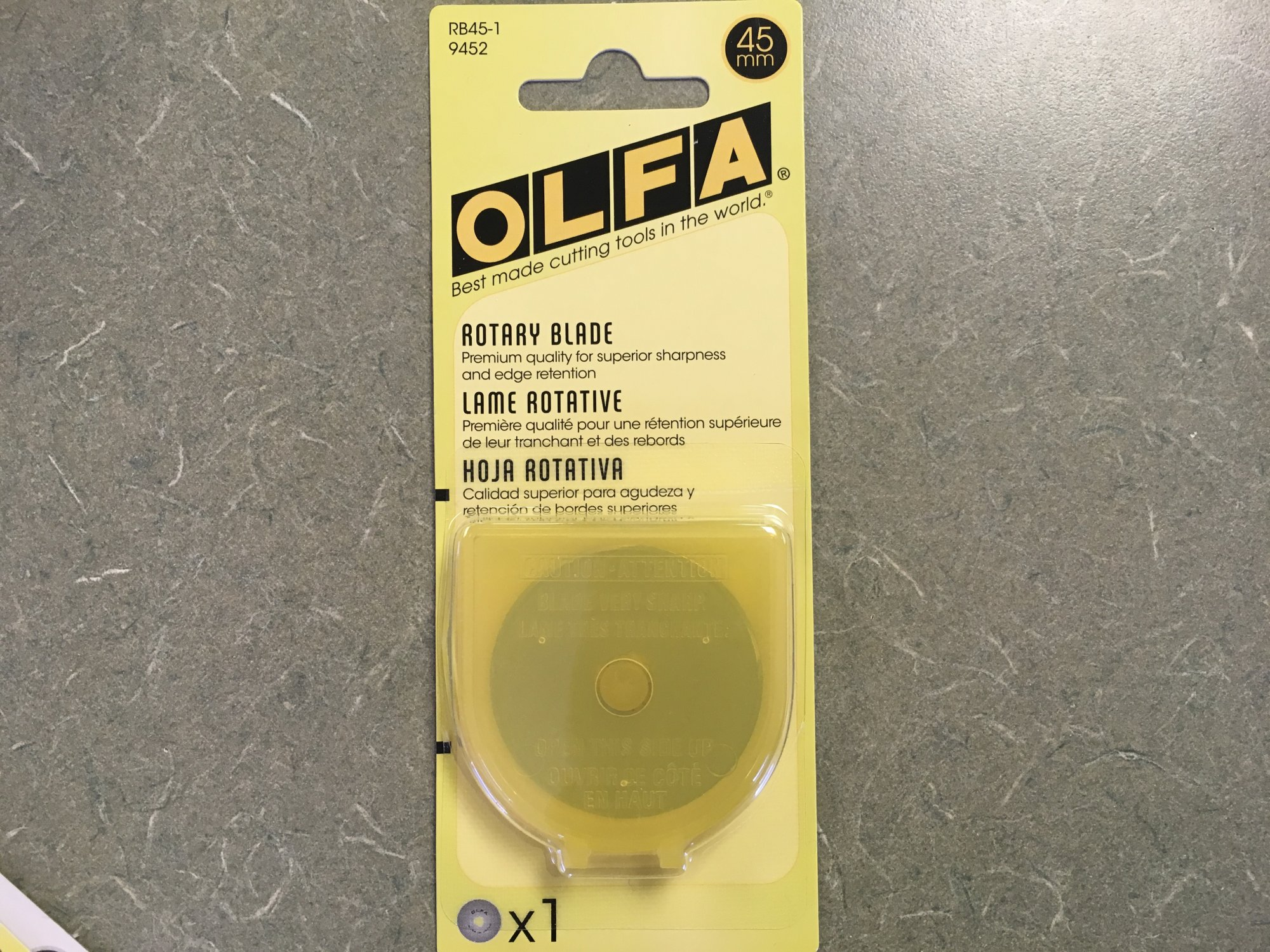 45mm Rotary Blade RB451 by OLFA