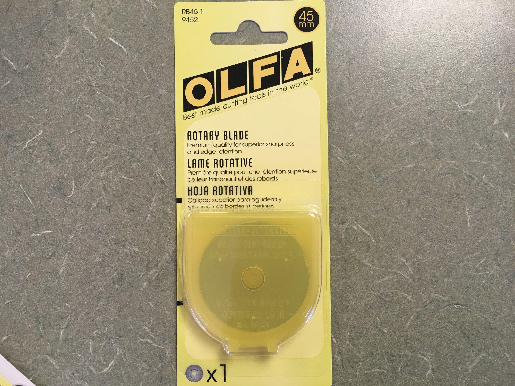 OLFA 45mm Rotary Blade RB451