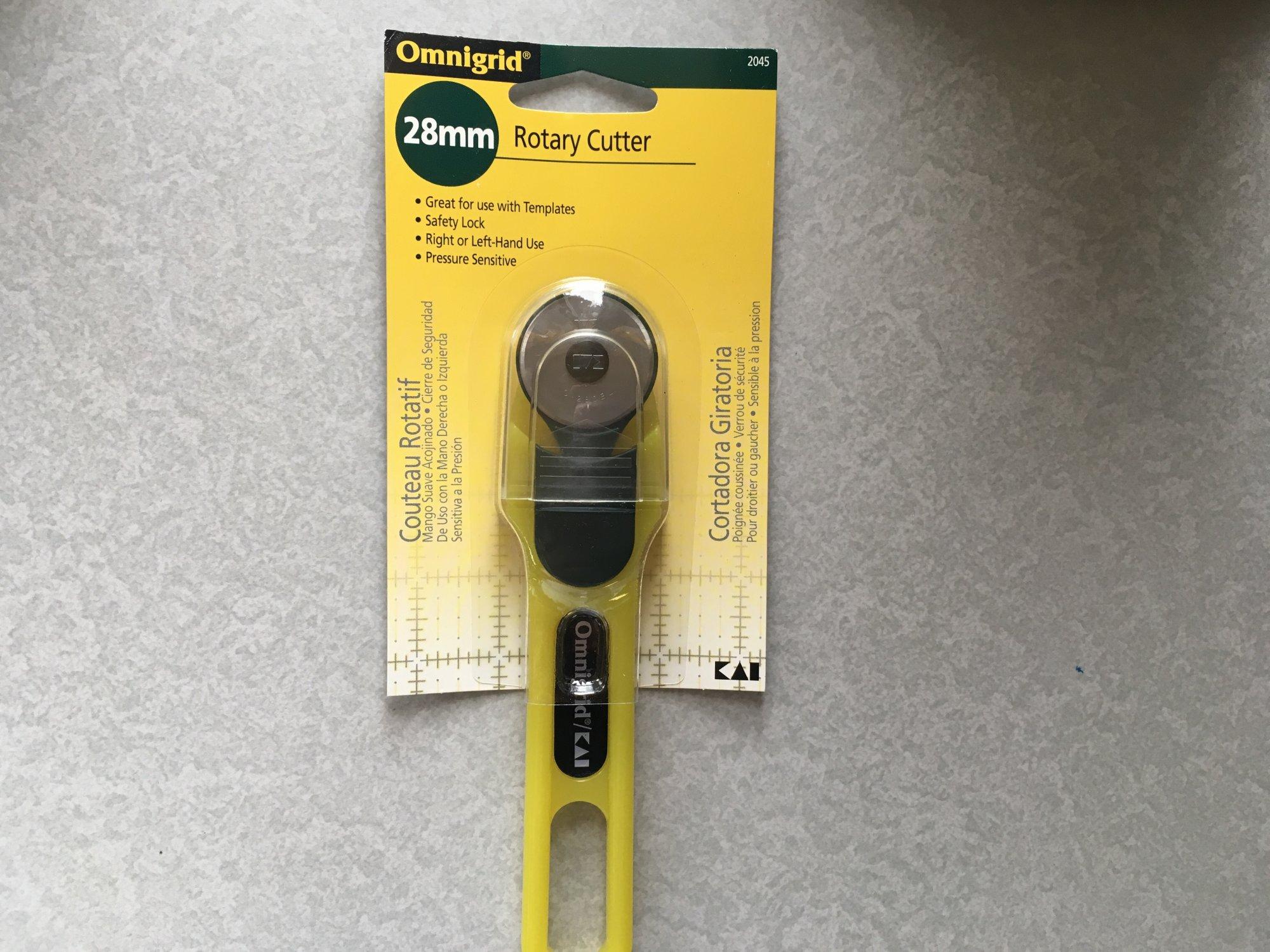 28mm Rotary Cutter OMNIGRID 2045