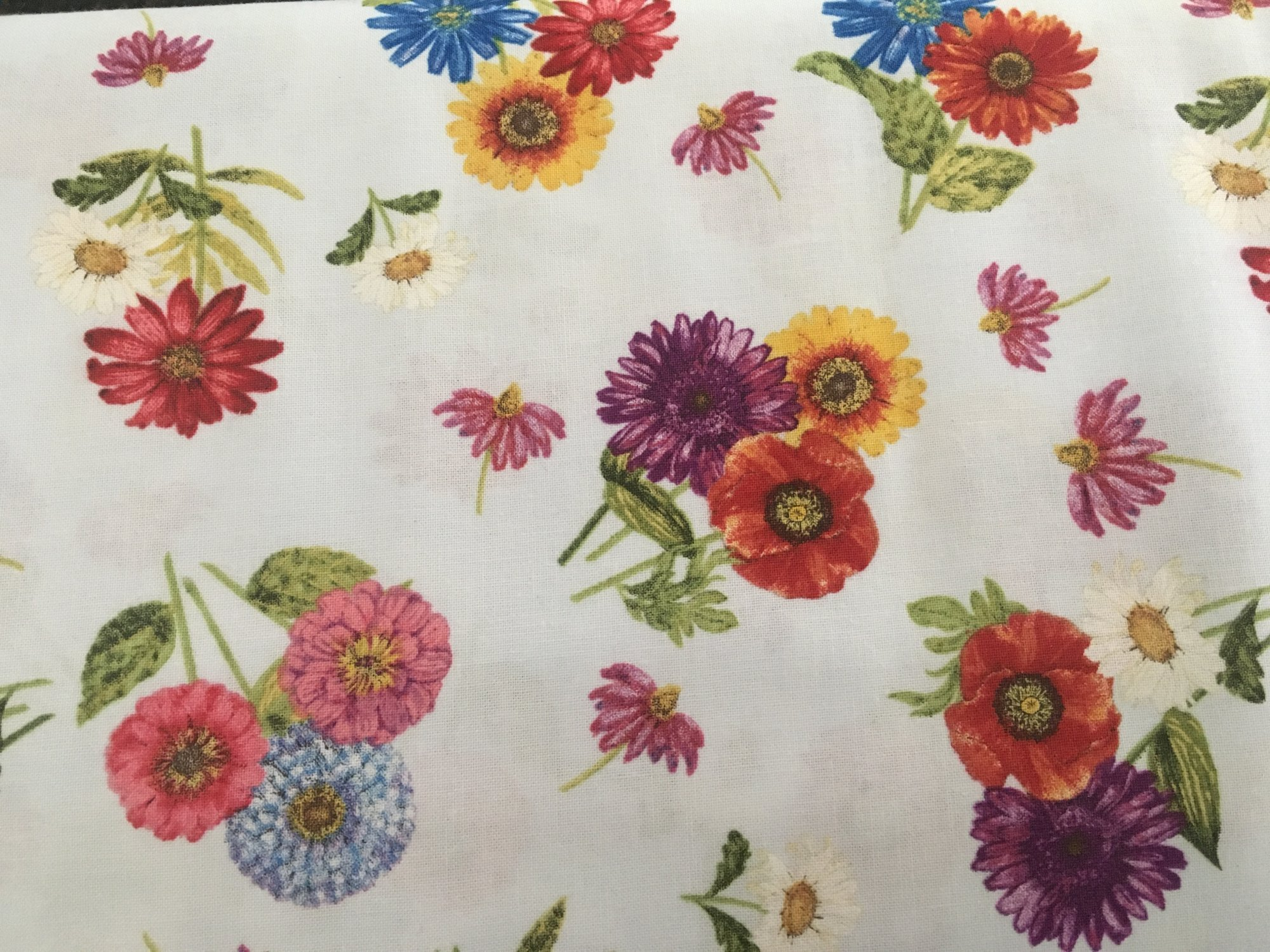BLOSSOM & BLOOM TOSSED FLORAL BLUE 74203437 Wilmington