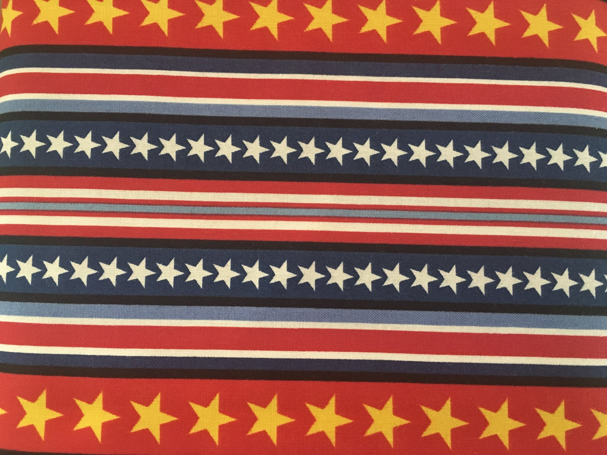 HUGS FOR HEROES STRIPE 22774RN Quilting Treasures QT