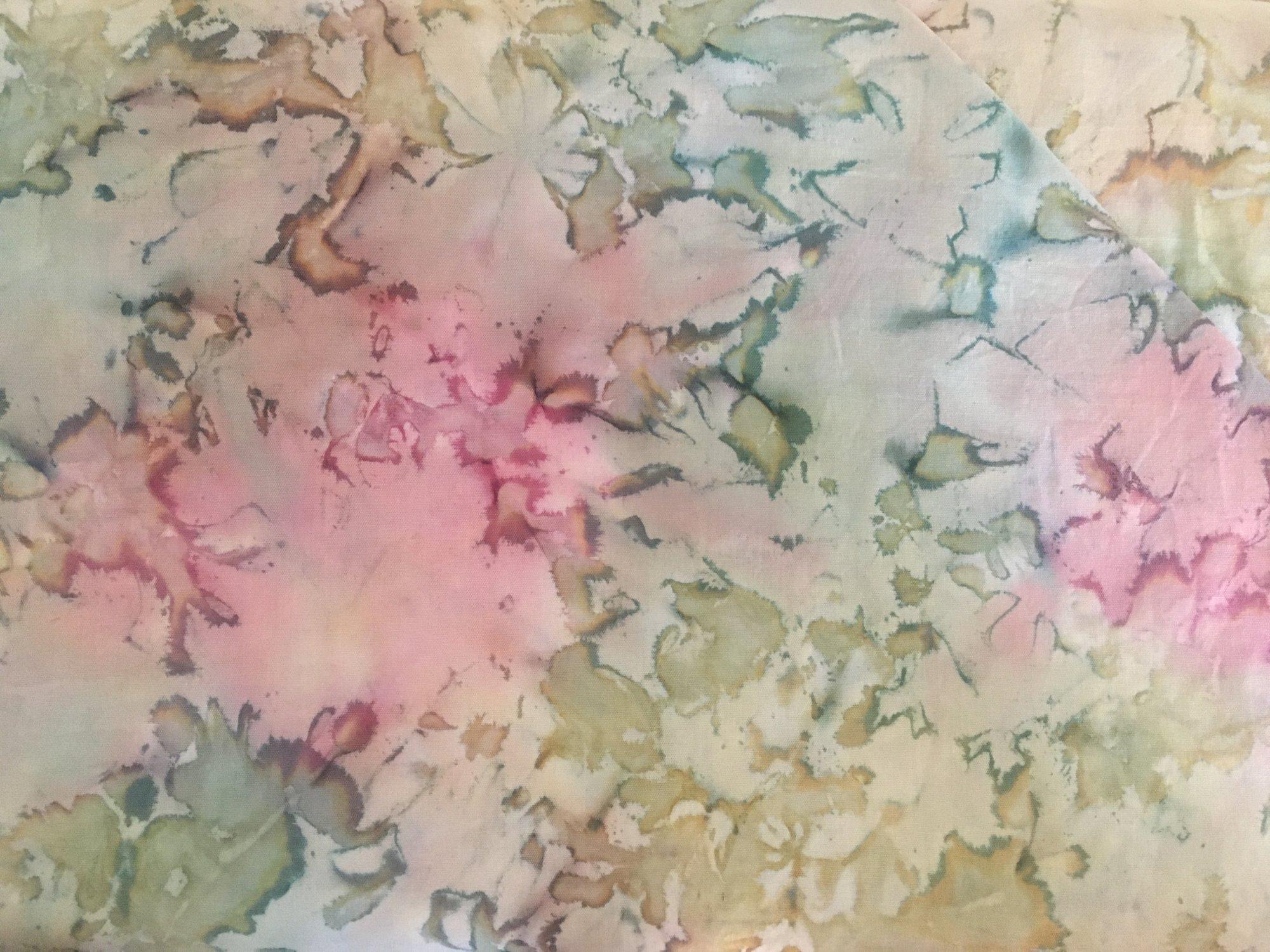 BATIK CRUSH PASTEL JEWEL 72WW006 Fabrics That Care