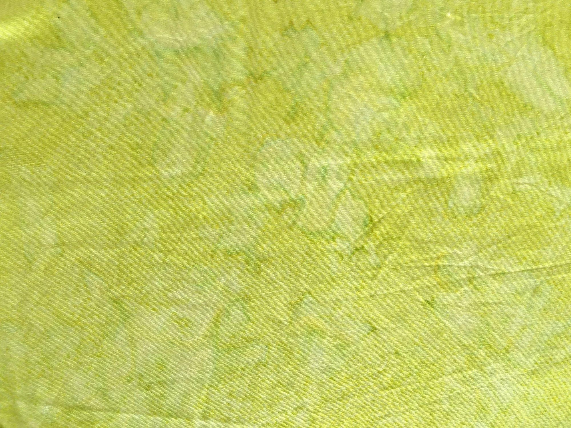 BATIK TONAL CRUSH CITRUS 72KI040 Fabrics That Care