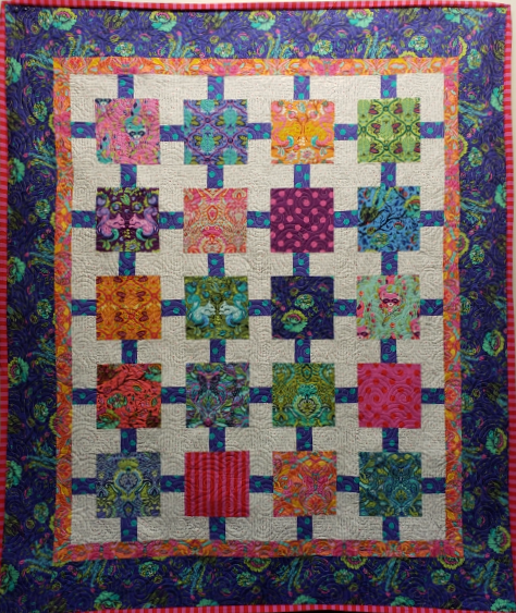 Tula Pink All Stars Quilt Kit