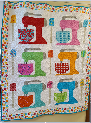 Lori Holt Mix it Up Quilt Kit