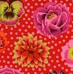 Big Blooms-Red GP91