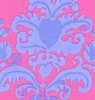 Burlesque Baroque-Pink BM17