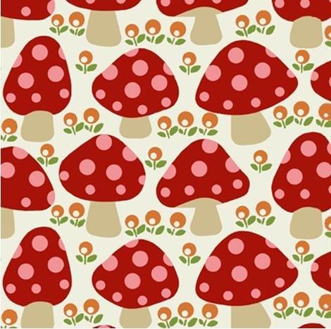Dottie Mushroom