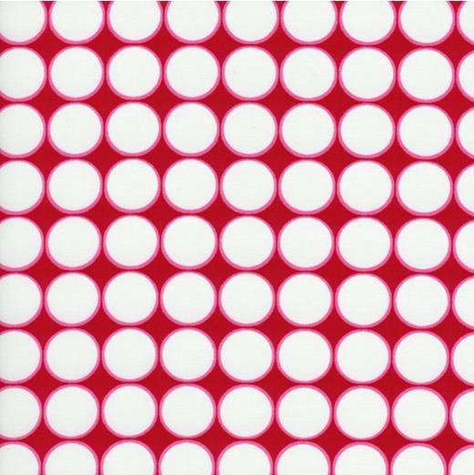 England Swings-Dotty-Red