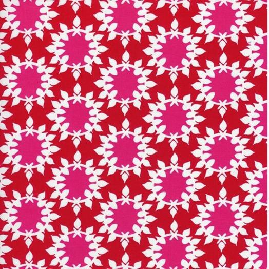 England Swings Starburst-Red