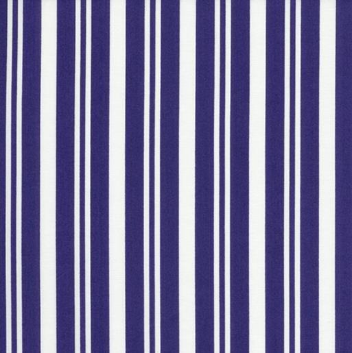 England Swings Stripe-Blue