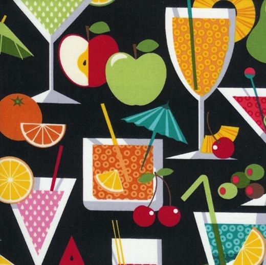 Fruity Drinks-Black