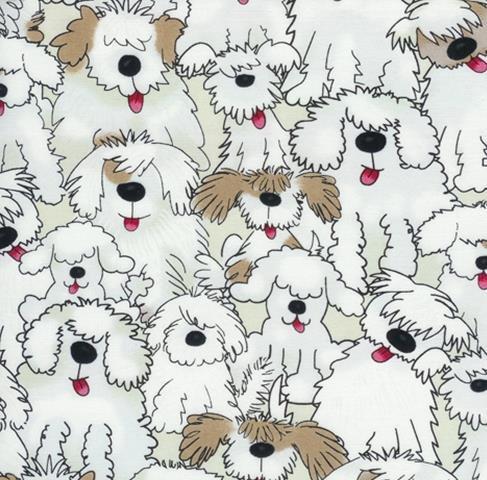 Gail-Dog faces-Cream