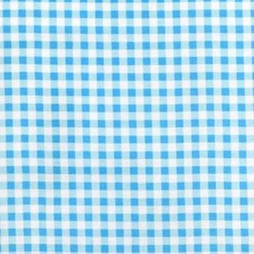 Gingham-Blue