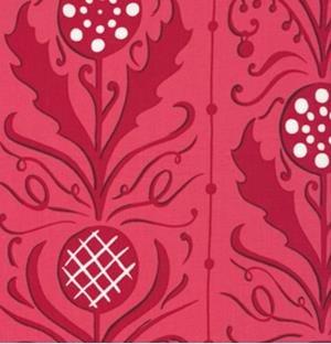 Gypsy Round Flowers-Pink