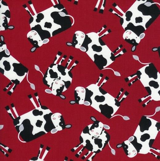 Holsteins-Red