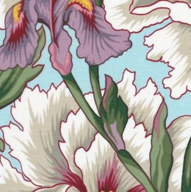 Iris and Peony-Duckegg PJ43 Duckegg