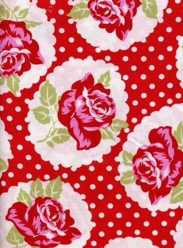 Lulu Rose Red