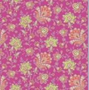 Sari Blooms-Raspberry