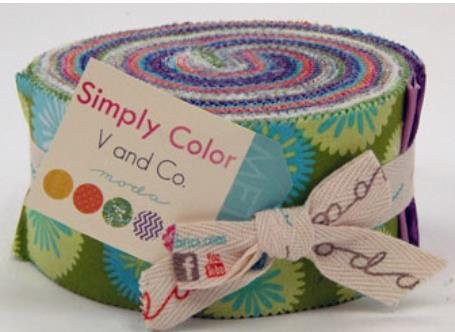 Simply Color V and Co.