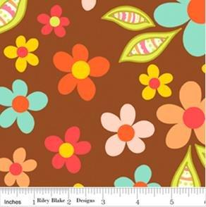 Sweet Nothings Brown Sweet Floral