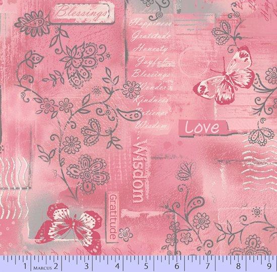 Soulful Shades of Pink