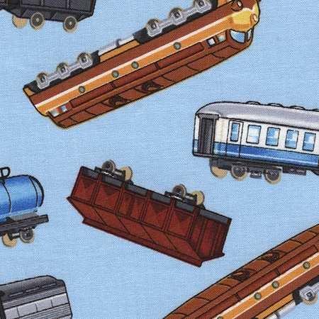 Tossed Trains GM-C3794 Blue