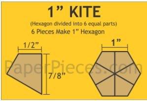 1 Kite 375 Pieces