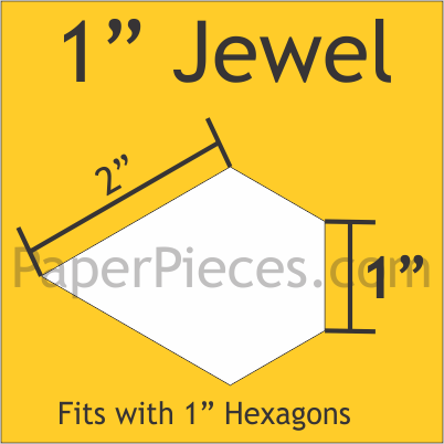 1 Jewel Large Pack 450 Pieces
