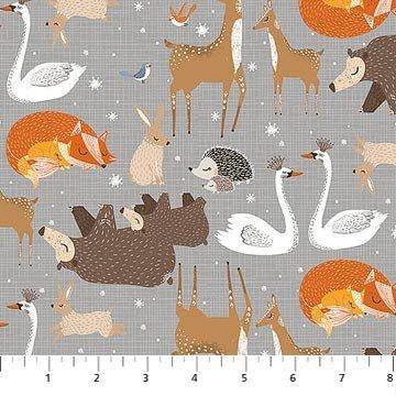Winterland Animals