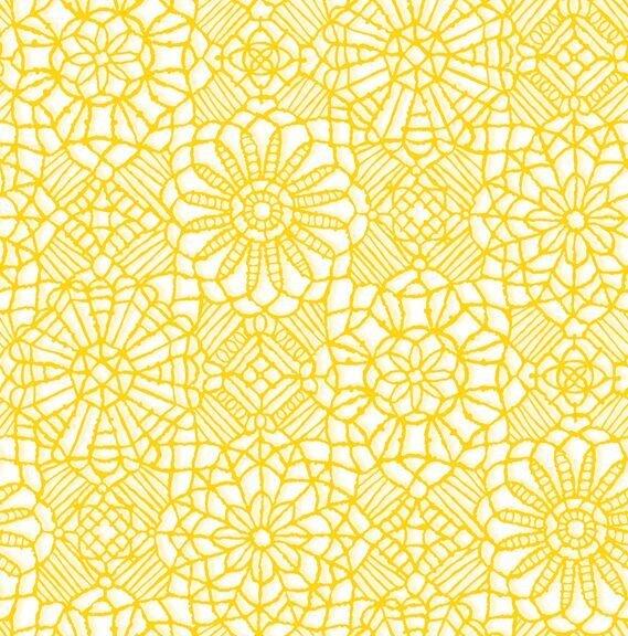 Amazing Lace Yellow