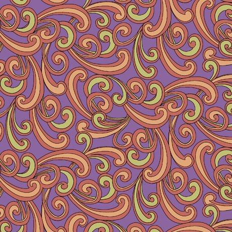 Echo Scroll Violet