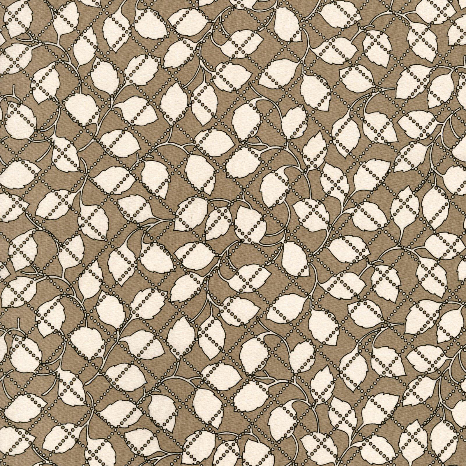 Stitcher's Garden Ivy Taupe 2927-003