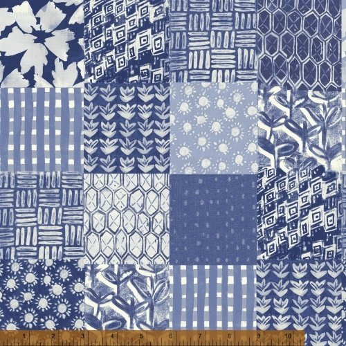 Ella Patchwork 41851 Multi