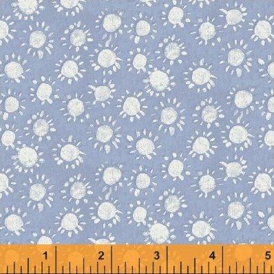 Ella Sunflower Lt Blue 41855 3